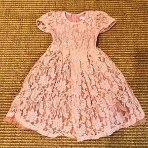 ➳ POPTAU Girls Lace Dress
